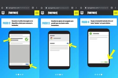 La instalación manual de Fortnite en Android requiere de pasos adicionales, como la descarga y autorización del archivo APK de Epic Games