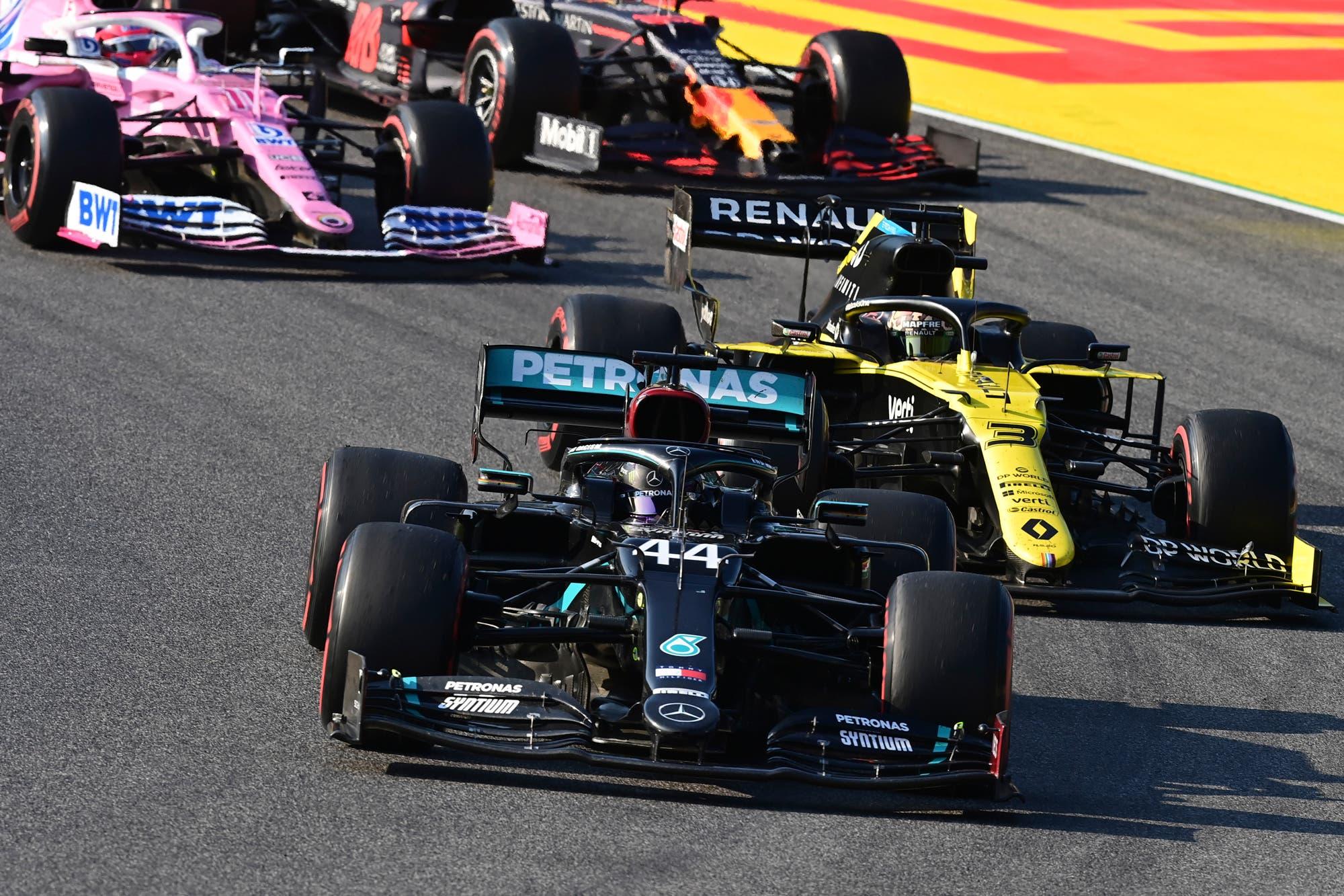Fórmula 1. Gran Premio de Rusia en Sochi: horarios y TV de pruebas, clasificación y la carrera del fin de semana