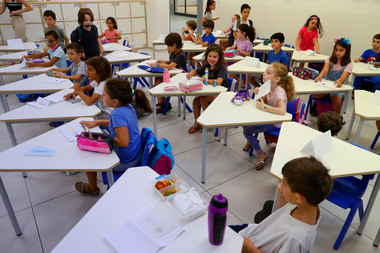 Los expertos en salud están más preocupados por los contagios entre los alumnos de los grados superiores que entre los niños pequeños