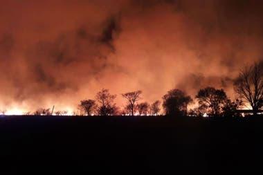 La estación del INTA en El Sombrerito, Corrientes, se prendió fuego dos veces en el lapso de un mes