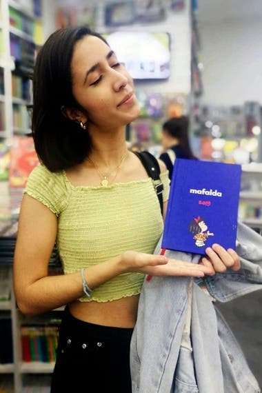 """Madalda Arcadini: """"Amo el personaje y ya de chiquita me llevó a cuestionarme un montón de cosas"""""""