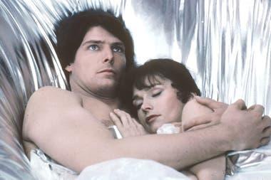 Christopher Reeves y Margot Kinder y una escena que despertó muchas interpretaciones y teorías