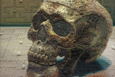 Obra del grupo Mondongo que integra la colección del MFAH