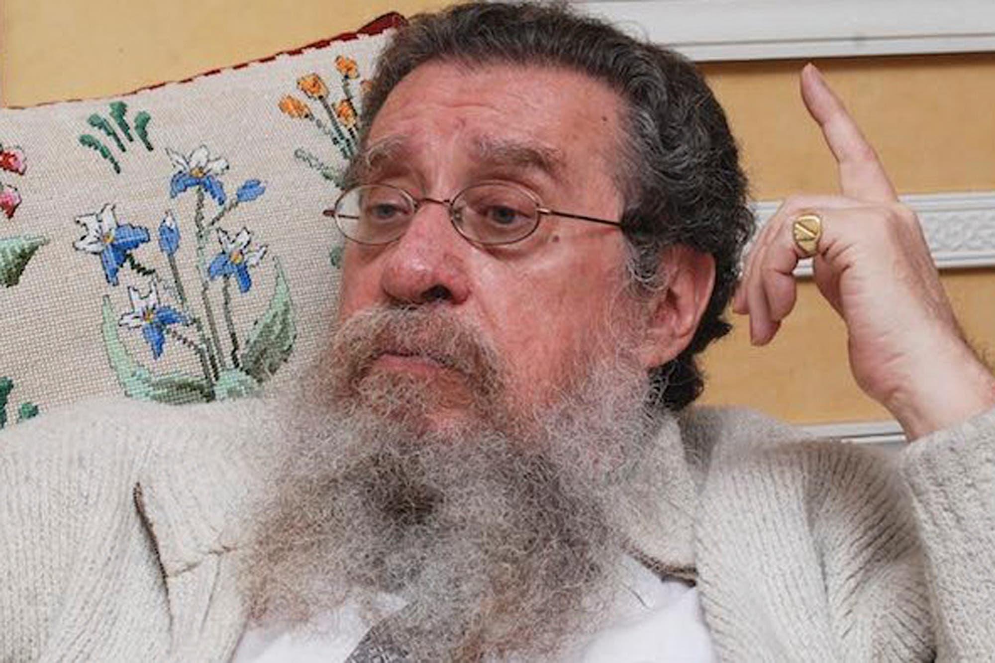 Murió el investigador Carlos Escudé, asesor de política exterior de Carlos Menem