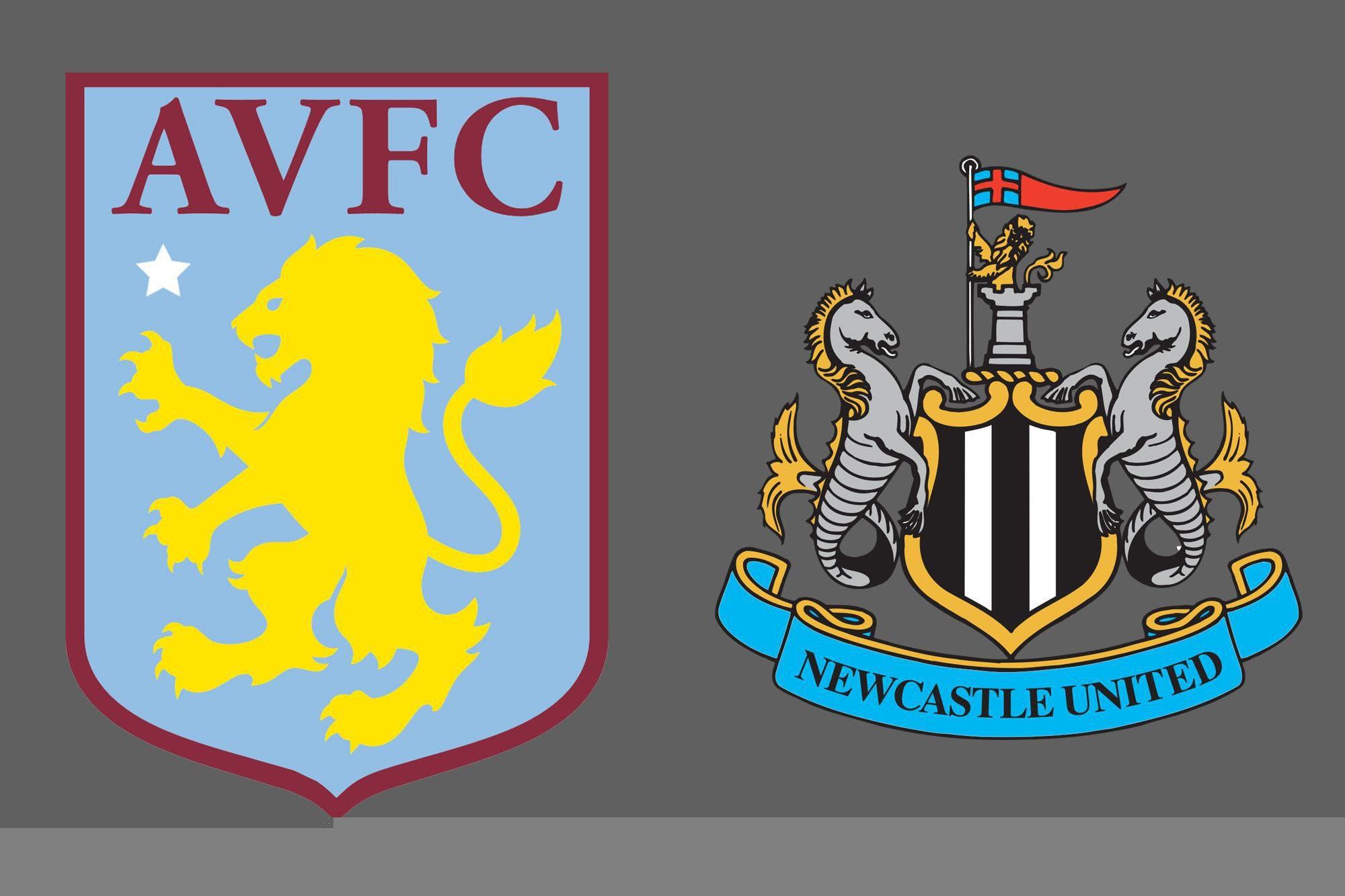 Premier League de Inglaterra: Aston Villa venció por 2-0 a Newcastle como local