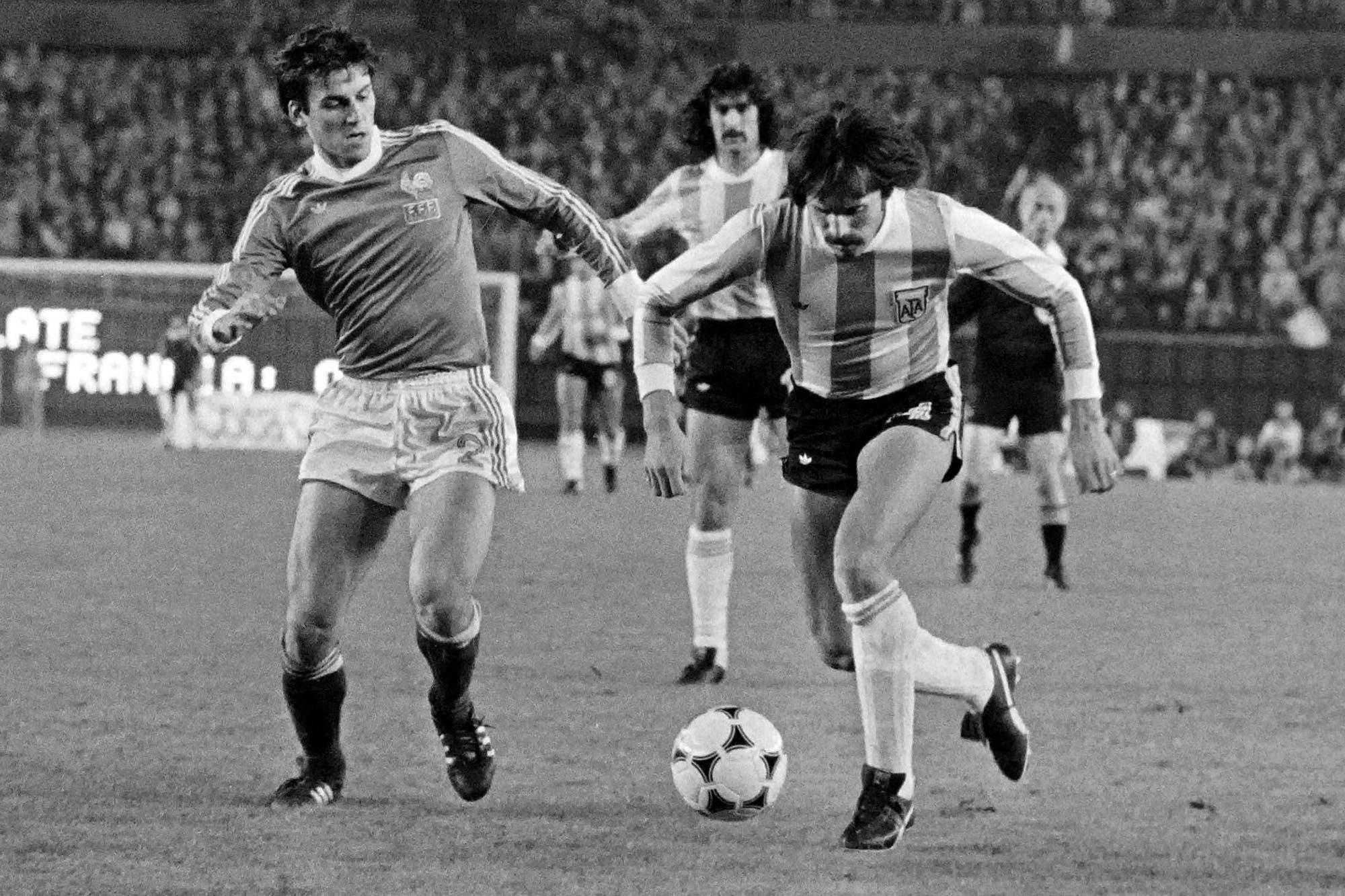 Leopoldo Jacinto Luque: los mejores goles de un delantero inolvidable y campeón del mundo