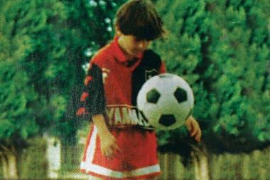 Newell´s y la pelota, sus primeros amores