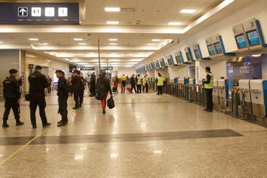 Una estación subterránea hasta Aeroparque, el deseo porteño que se cuela en este tipo de iniciativas