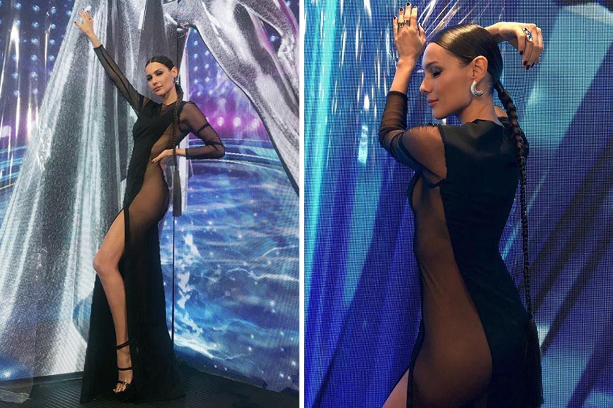 ShowMatch 2018: Pampita Ardohain, entre peleas y su romance con Polito Pieres