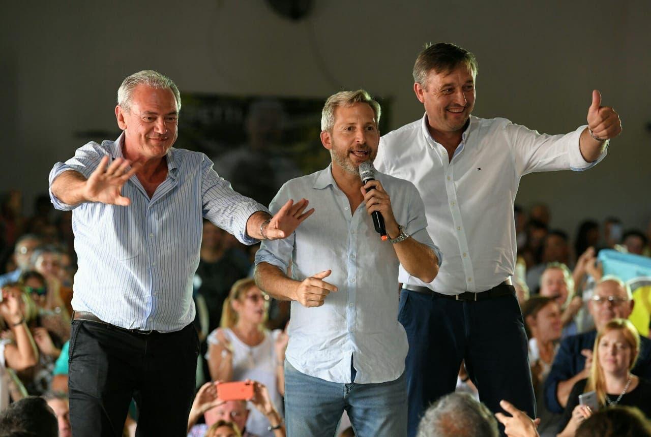 El Gobierno juega fuerte en la campaña de Entre Ríos y sueña con derrotar al PJ
