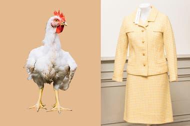 Pied de poule, el print que hizo famosa a la pata del pollo