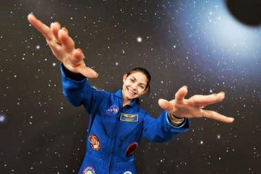 """""""Estuve toda mi vida estudiando los peligros y los riesgos del espacio"""""""