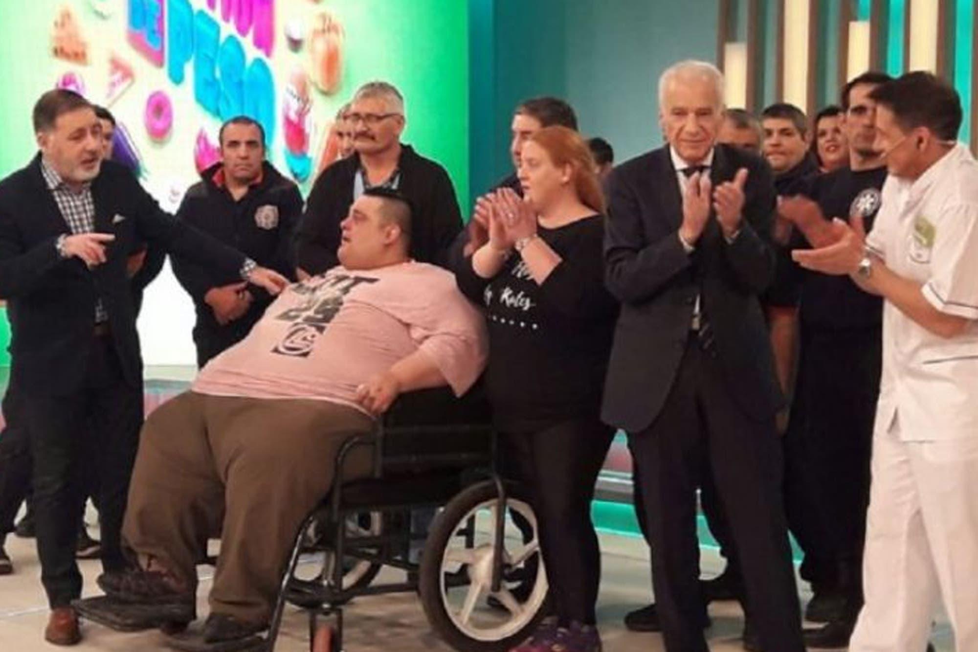 Alberto Cormillot rompió el silencio y habló de la muerte de Maxi Oliva, el primer ganador de Cuestión de Peso