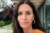 Courteney Cox: la trivia con la que confirmó que no recuerda nada de Friends