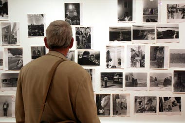 "Looking In: Robert Franks ""The Americans"", exhibición en el Museo de Arte Moderno de San Francisco en el 2009"