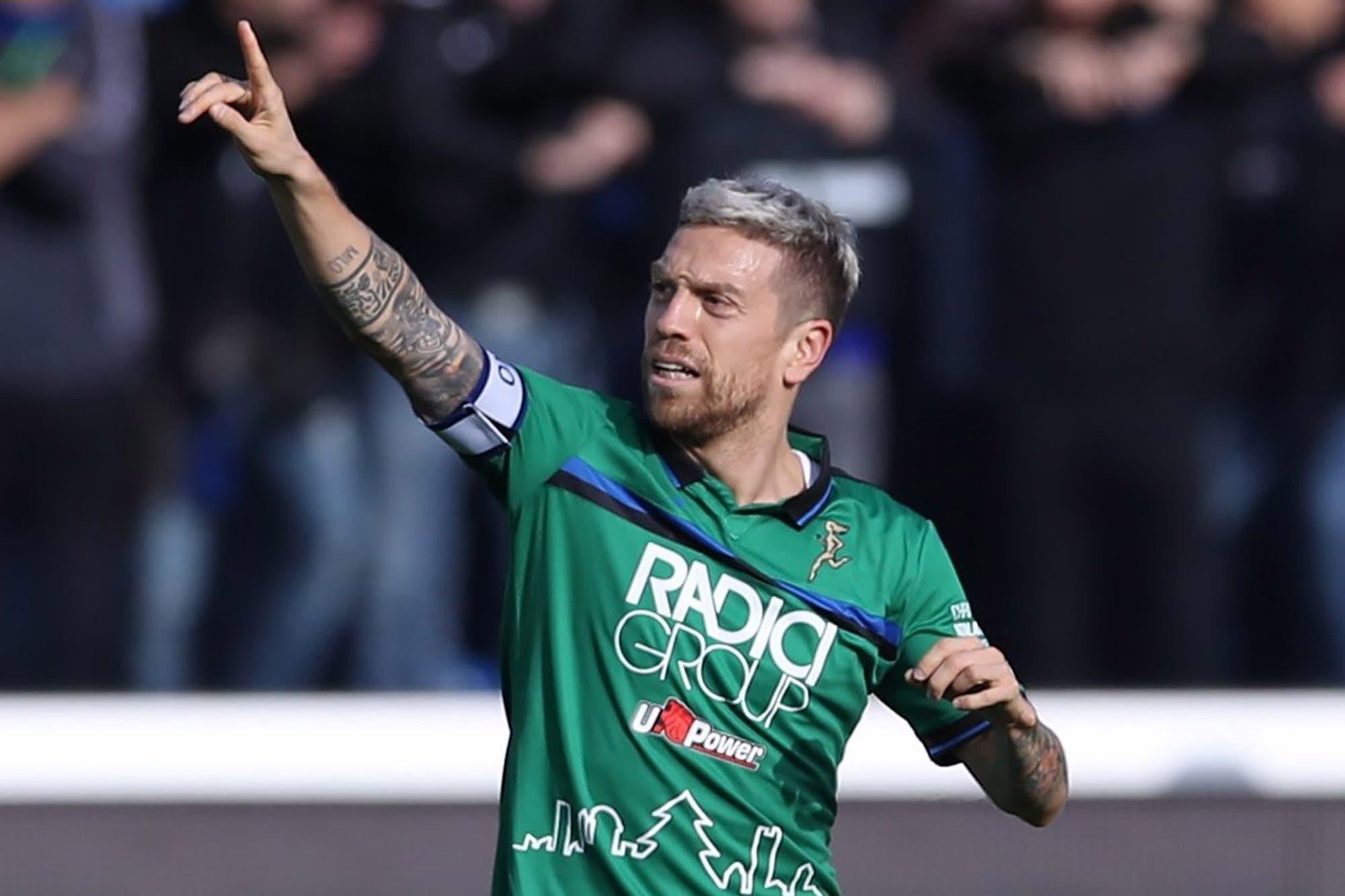 Histórica goleada de Atalanta sobre Milan: 5 a 0, con uno del Papu Gómez
