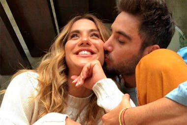 Flor Vigna y Nico Occhiato, dos a quererse