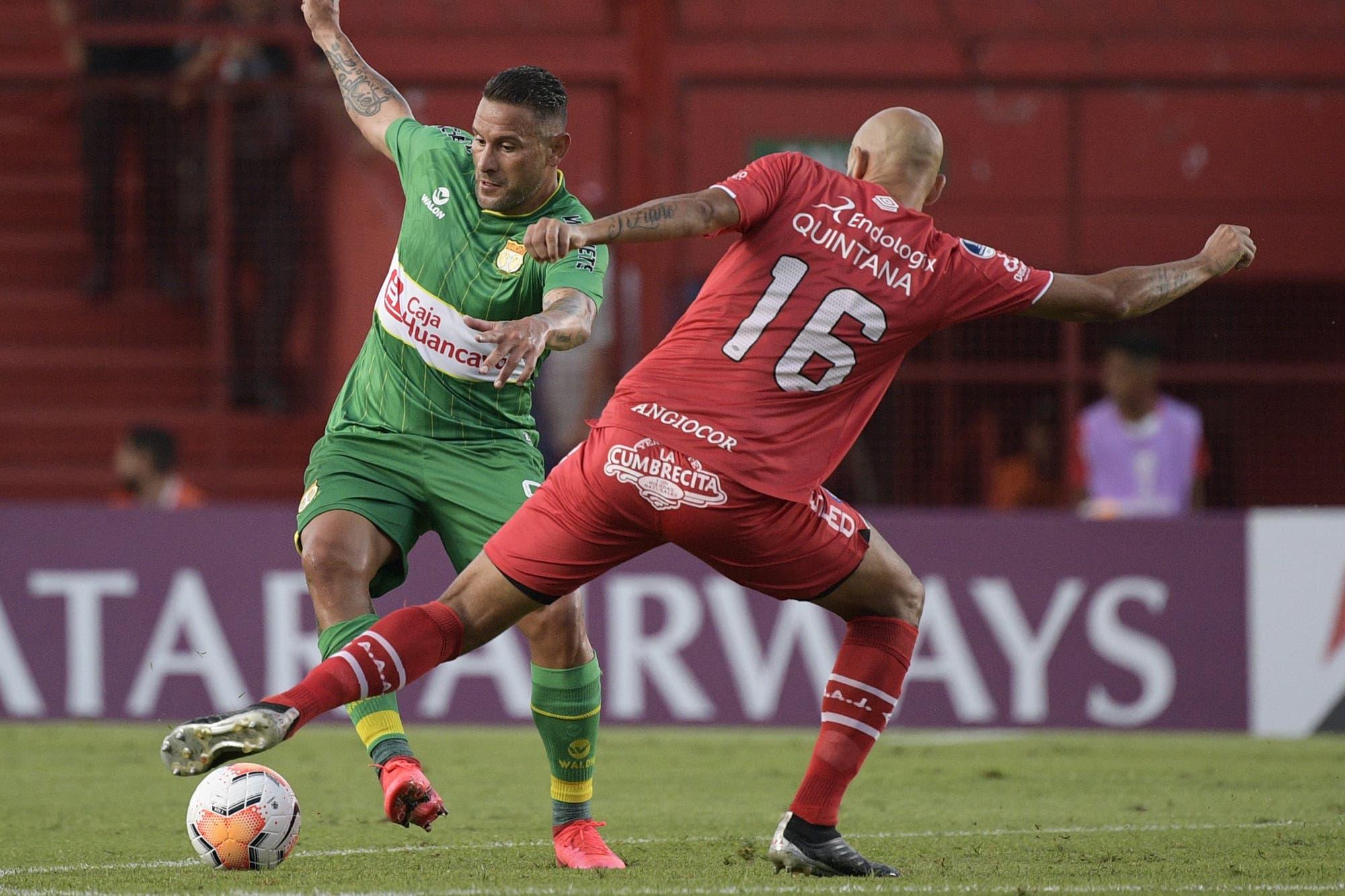 Sport Huancayo vs. Argentinos, por la Sudamericana: los de la Paternal quieren avanzar a la segunda etapa
