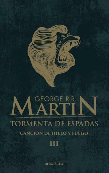 Tormenta de espadas (Canción de hielo y fuego #3) de George Martín