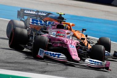 Sergio Pérez podrá participar del Gran Premio de españa luego de que su test de coronavirus haya dado negativo