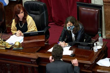 El proyecto de reforma judicial ingresará por el Senado, donde manda Cristina Kirchner