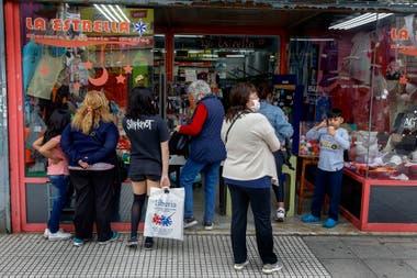 El centro comercial del partido de San Martín
