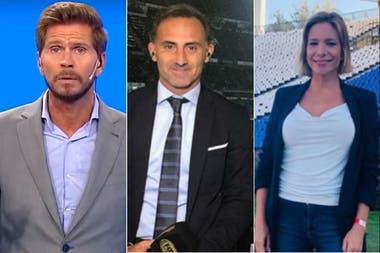La TV Pública no tendrá más a la dupla Vignolo-Latorre (ahora en ESPN) y contará con Giralt, como relator, y Lerena, como comentarista