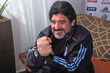 """""""Yo no digo que haya sido a propósito. No conozco al médico de Maradona y quizás lo haya amado e idolatrado, pero evidentemente faltaban ciertas cosas"""", señaló Yamil Ponce"""