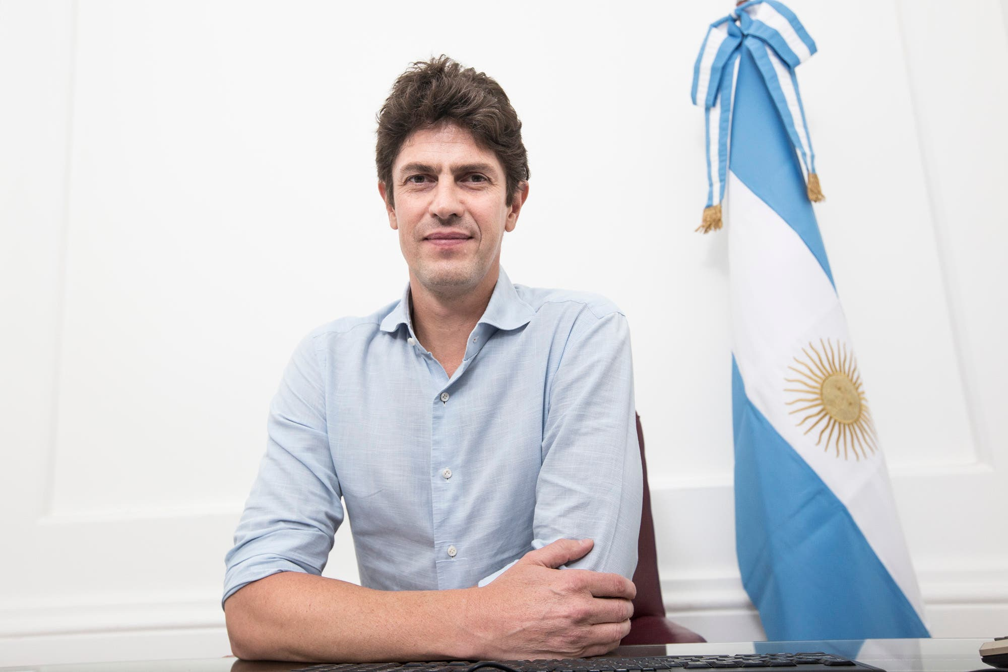 """Martín Lousteau: """"Macri aporta desde el legado más que desde el presente o el futuro"""""""