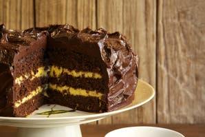 Torta espatuleada