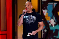 Vin Diesel y un homenaje cantado para Paul Walker en los MTV Movie Awards 2015