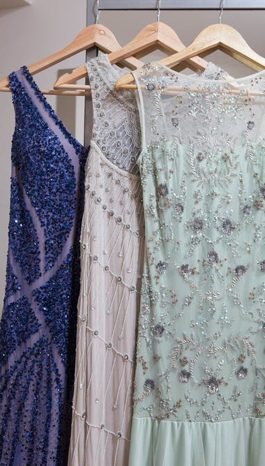 Showroom vestidos de fiesta capital federal