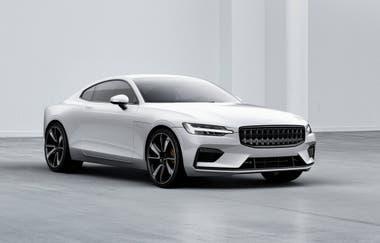 Polestar 1. Sobrio y elegante, esta bellísima cupé eléctrica de Volvo tiene todo lo que está bien en diseño