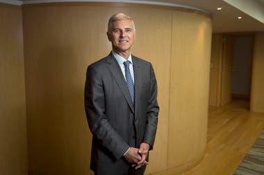 """""""Mientras las economías crecen, la gente quiere viajar más"""", dijo el CEO global de la cadena Hilton."""