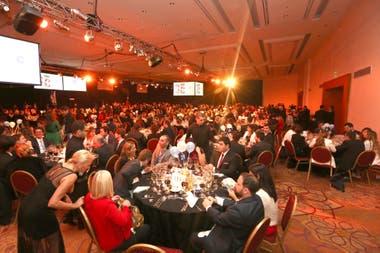 Personalidades del arco político y empresarial celebraron los 35 años de la Asociación Conciencia