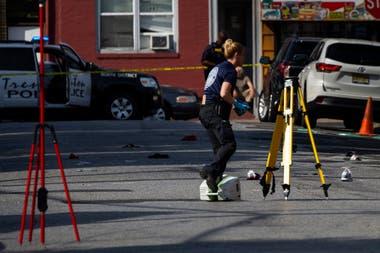 Al menos 22 personas fueron heridas; 4 están en grave estado