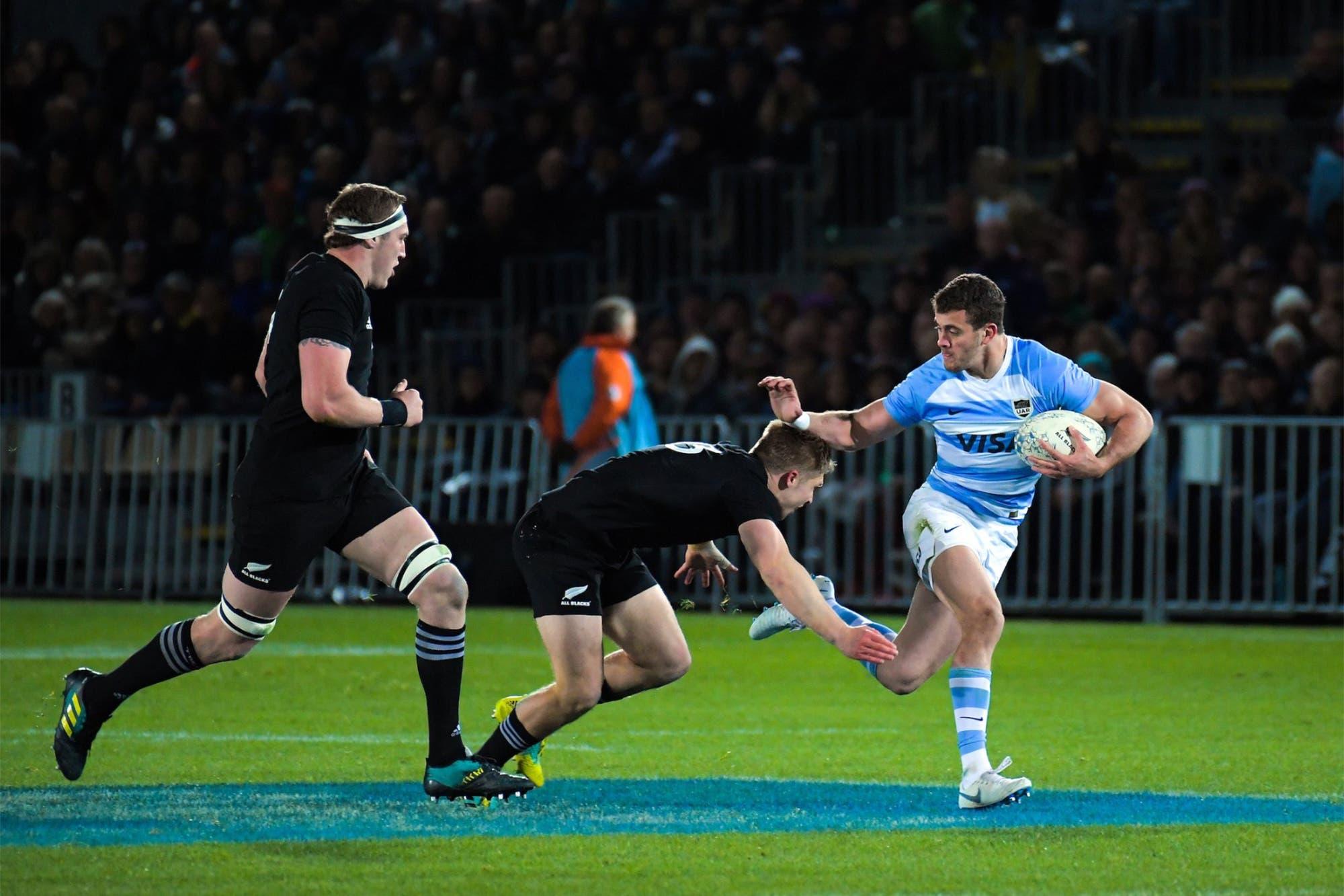 Rugby Championship: Los Pumas cayeron 46-24 contra los All Blacks, que siguen siendo inalcanzables