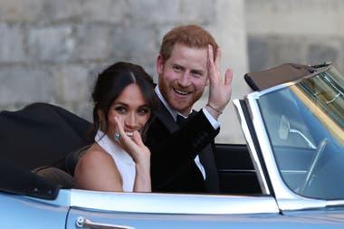 La pareja real anunció hoy que el nuevo integrante de la familia nacerá en unos meses