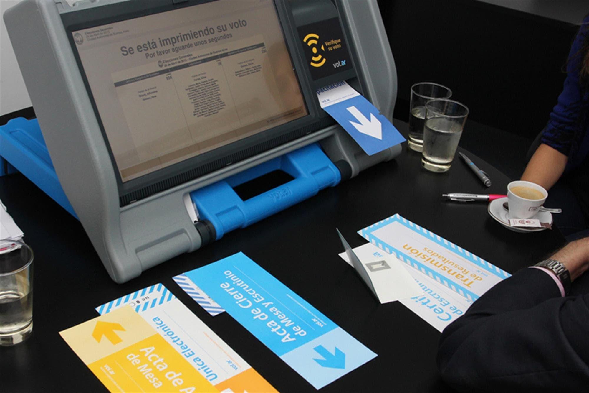 La legislatura porteña allanó el camino para el uso de boleta única electrónica en la Ciudad