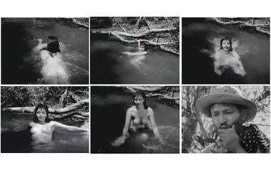 Coca Sarli Recuerdos Del Primer Desnudo Del Cine Nacional La Nacion