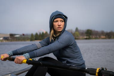 Secret City, con Anna Torv