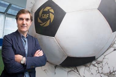 Elizondo cree que la Superliga tiene mucho por crecer