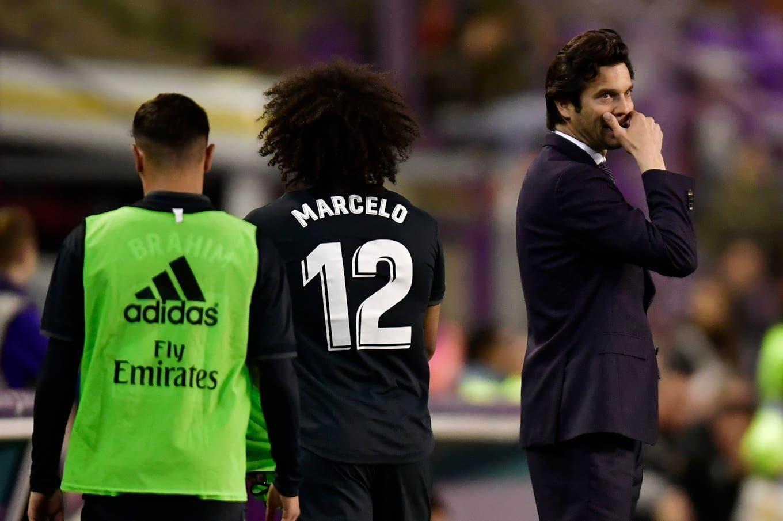 Solari no es confirmado en Real Madrid ni después de una goleada