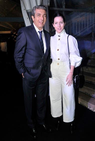 Ricardo Darín y su hija Clara también fueron de la partida