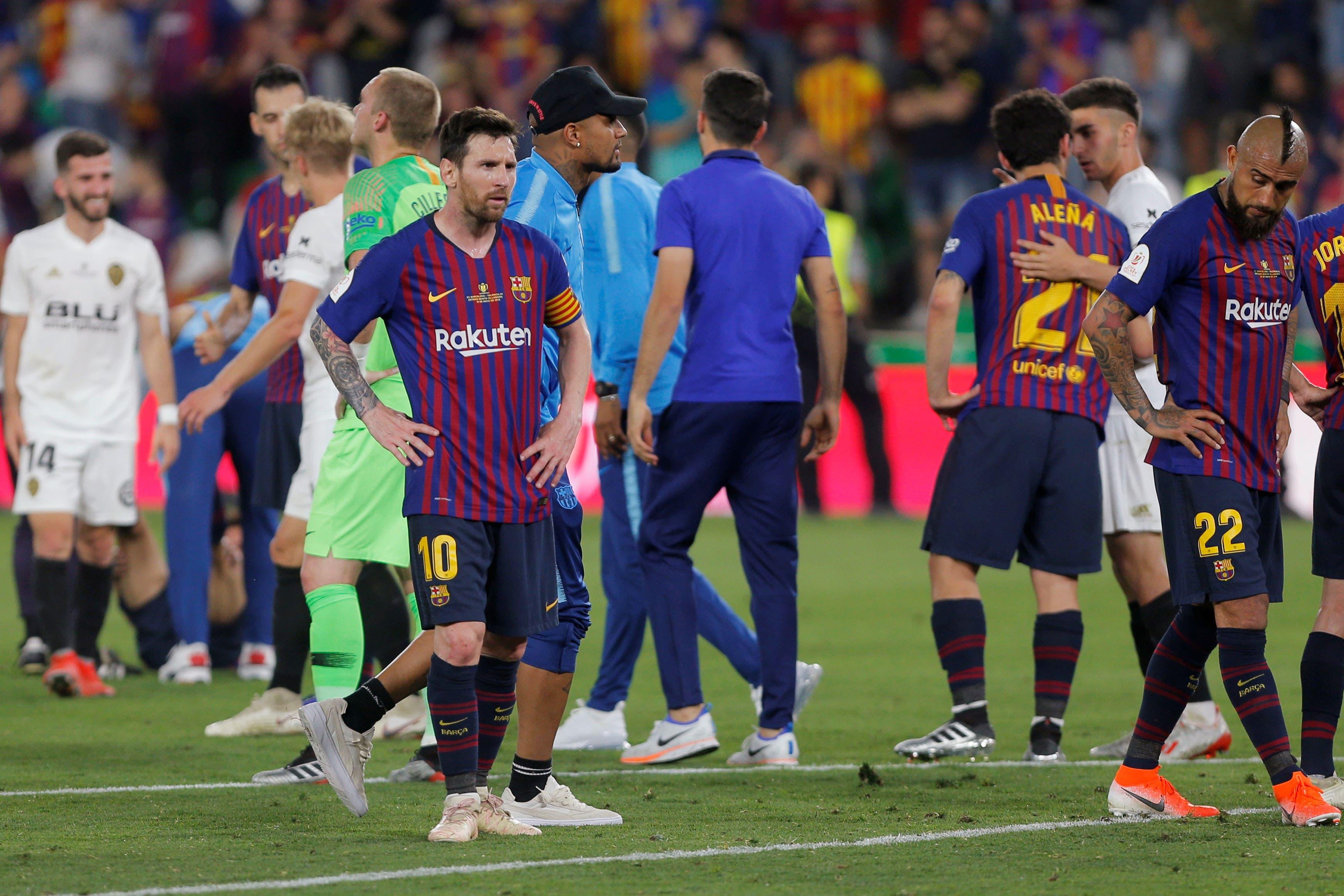 Messi ya no tiene tiempo para alegrías en Barcelona, deberá buscarlas en la Copa América