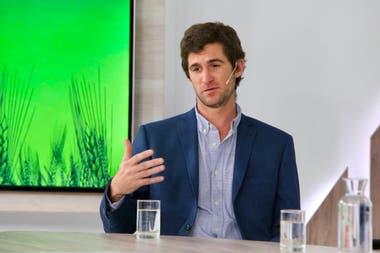 Juanjo Debuchy (CEO de Humber) en la cuarta edición de Negocios del Campo.
