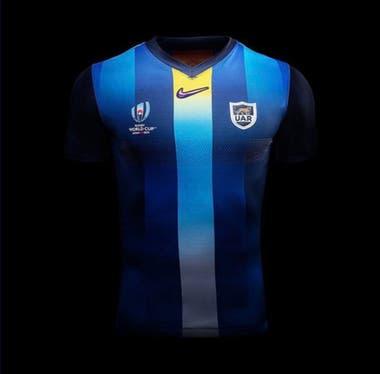 Nueva camiseta de Los Pumas