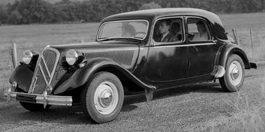 El Citroën Traction Avant