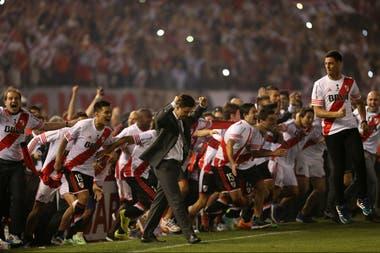 La Copa Sudamericana 2014: el primer título lo logró invicto