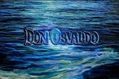 La portada de Casi Justicia Social II, el nuevo disco de Don Osvaldo